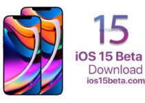 iOS 15 Beta 1 Download
