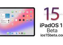 iPadOS 15 Beta Profile Download