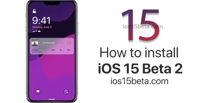How to install (or uninstall) iOS 15 Beta 2