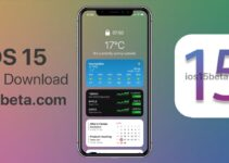 iOS 15 Beta 4 Download