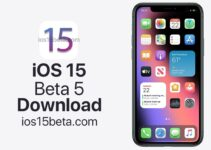 iOS 15 and iPadOS 15 Beta 5 Download