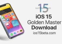 iOS 15 GM (Golden master) Download