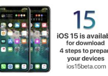 iOS 15 is available for download. 4 steps to prepare your devices