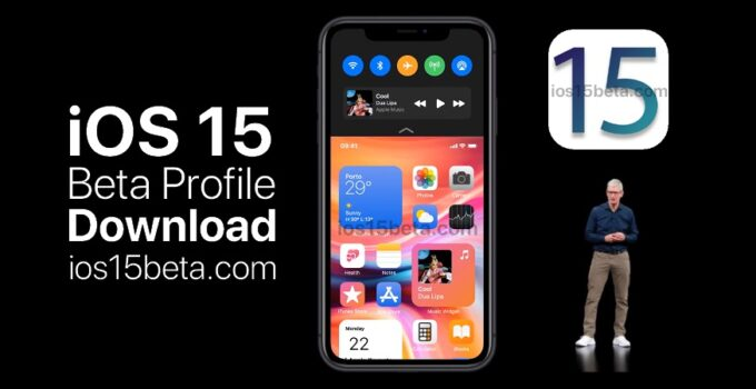 How to Download iOS 15 Beta Profile